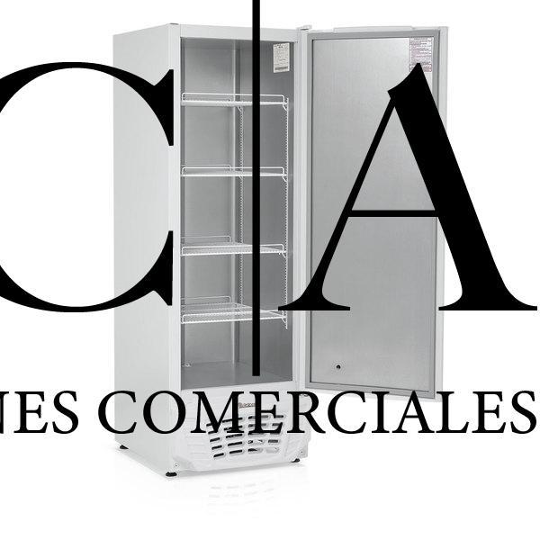 Freezer Vertical Iccold 800 Lts 2 Puertas Fd-ls122 - LCA